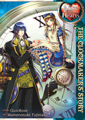 Alice in the Country of Hearts The Clockmaker's Story Manga