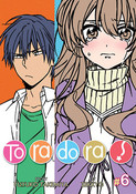 Toradora Manga Volume 6