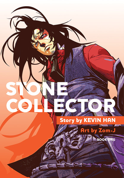 Stone Collector Manga Volume 1