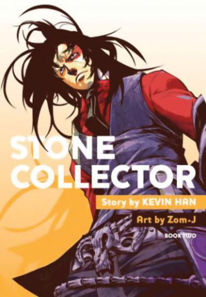 Stone Collector Manga Volume 2