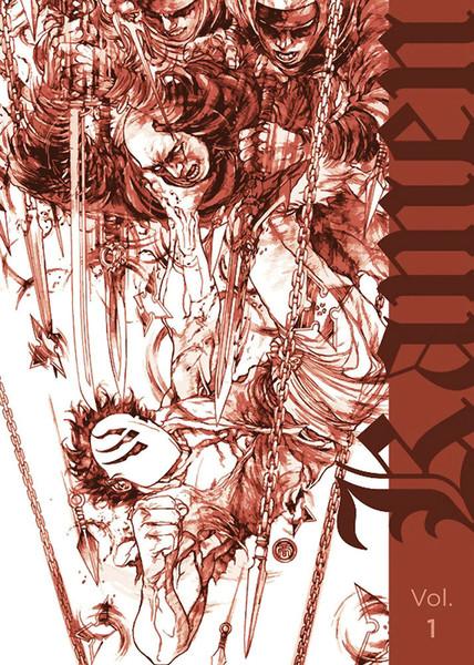 Kamen Manga 01