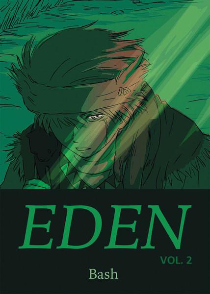 Eden Manga Volume 2