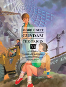 Mobile Suit Gundam The Origin Manga Volume 6 (Hardcover)