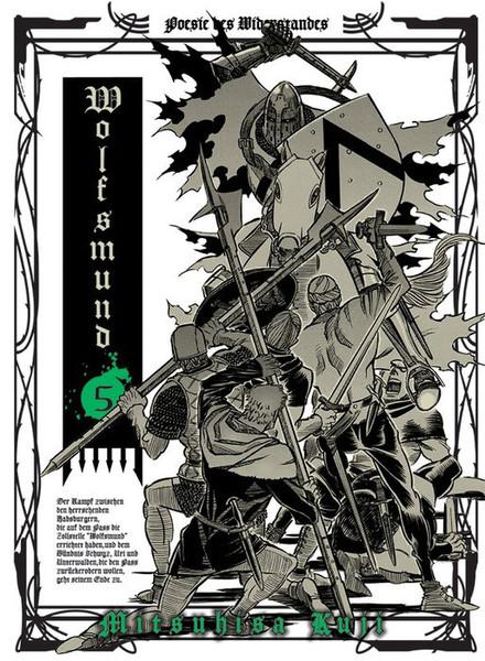 Wolfsmund Manga Volume 5