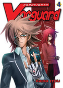 Cardfight!! Vanguard Manga Volume 4