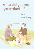 What Did You Eat Yesterday? Manga Volume 4