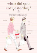 What Did You Eat Yesterday? Manga Volume 5