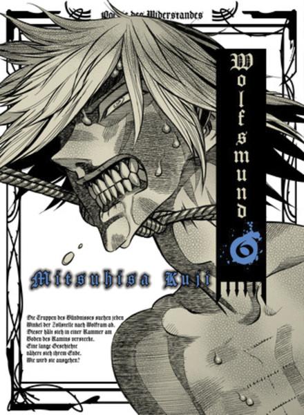 Wolfsmund Manga Volume 6