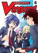 Cardfight!! Vanguard Manga Volume 6