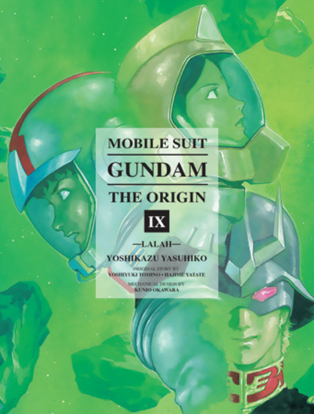 Mobile Suit Gundam The Origin Manga Volume 9 (Hardcover)