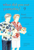 What Did You Eat Yesterday? Manga Volume 9