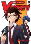 Cardfight!! Vanguard Manga Volume 9
