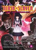 Ninja Slayer Manga Volume 2
