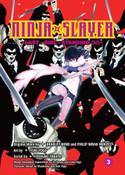 Ninja Slayer Manga Volume 3