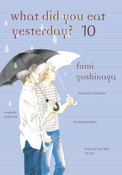 What Did You Eat Yesterday? Manga Volume 10