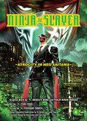 Ninja Slayer Manga Volume 4