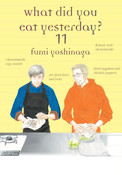 What Did You Eat Yesterday? Manga Volume 11