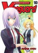 Cardfight!! Vanguard Manga Volume 10