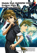 Mobile Suit Gundam Wing The Glory of Losers Manga Volume 2