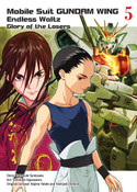 Mobile Suit Gundam Wing The Glory of Losers Manga Volume 5