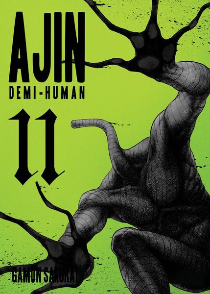 Ajin Demi-Human Manga Volume 11