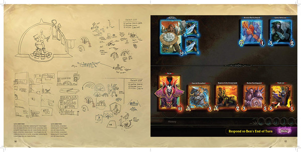 The Art of Hearthstone Artbook (Hardcover)