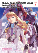 Mobile Suit Gundam Wing The Glory of Losers Manga Volume 7