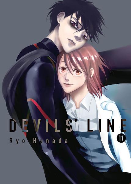 Devils' Line Manga Volume 11