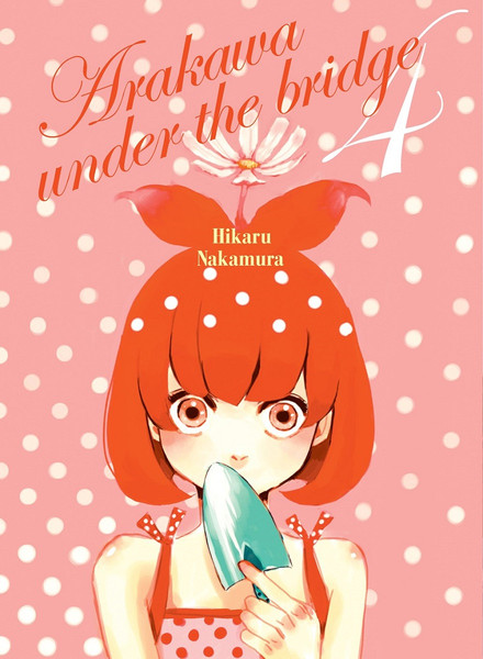 Arakawa Under the Bridge Manga Volume 4