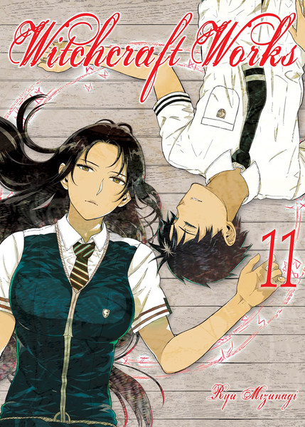 Witchcraft Works Manga Volume 11