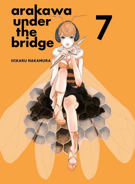 Arakawa Under the Bridge Manga Volume 7