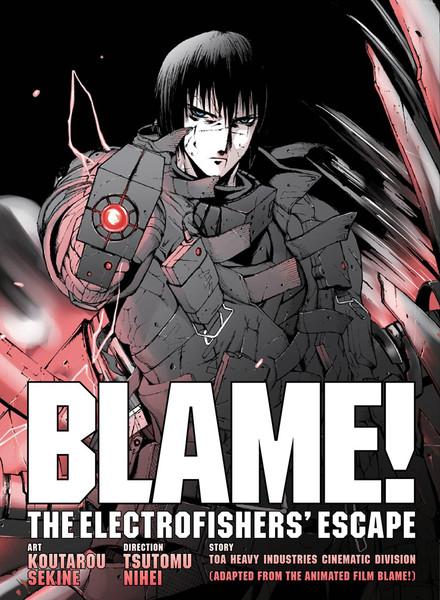 BLAME! Movie Edition The Electrofishers' Escape Manga