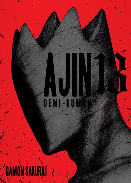Ajin Demi-Human Manga Volume 13