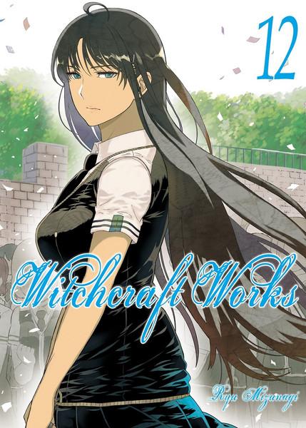 Witchcraft Works Manga Volume 12