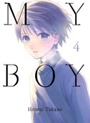 My Boy Manga Volume 4