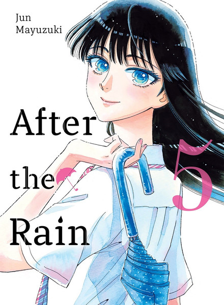 After The Rain Anime