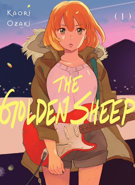 The Golden Sheep Manga Volume 1