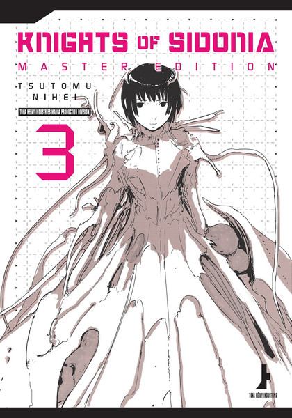 Knights of Sidonia Master Edition Manga Volume 3