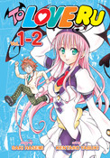 To Love Ru Manga Volumes 1-2