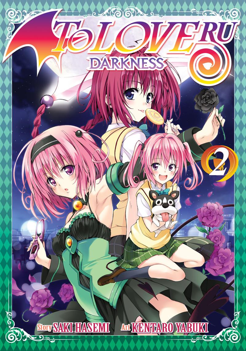 To Love Ru Darkness Manga