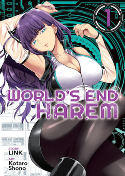World's End Harem Manga Volume 1