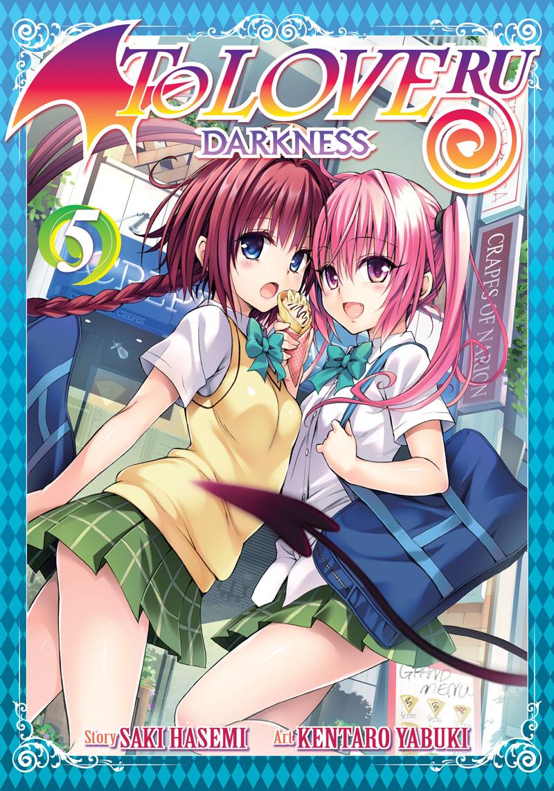 To Love Ru Darkness Manga Volume 5