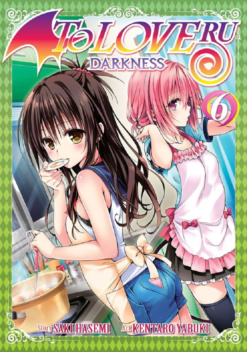 To Love Ru Darkness Manga Volume 6