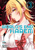 World's End Harem Manga Volume 3