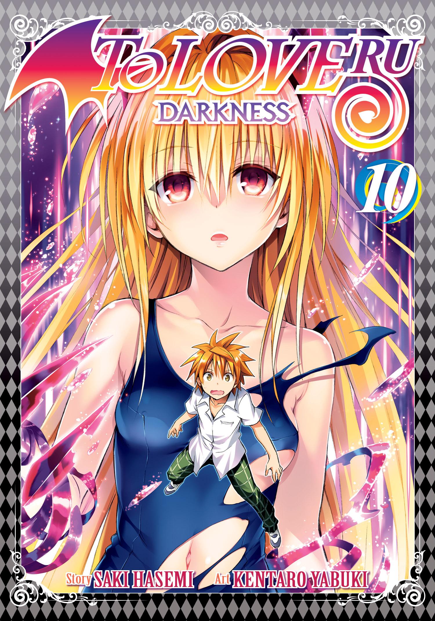 To Love Ru Darkness Manga Volume 10