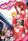 Yokai Girls Manga Volume 10