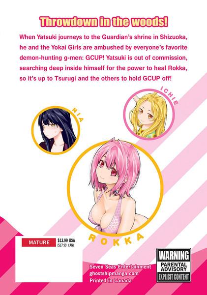 Yokai Girls Manga Volume 13