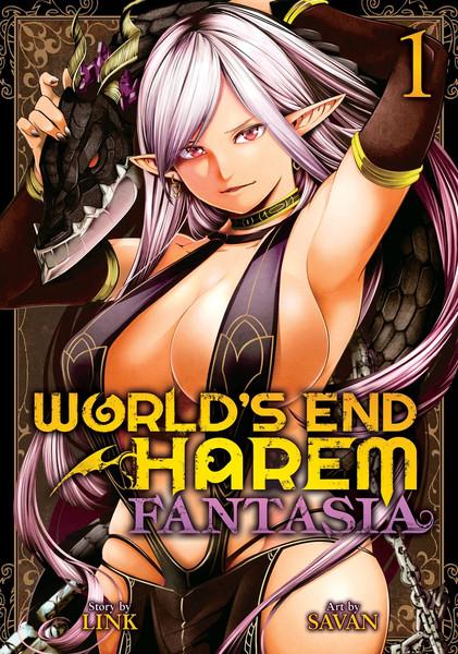 World's End Harem Fantasia Manga Volume 1