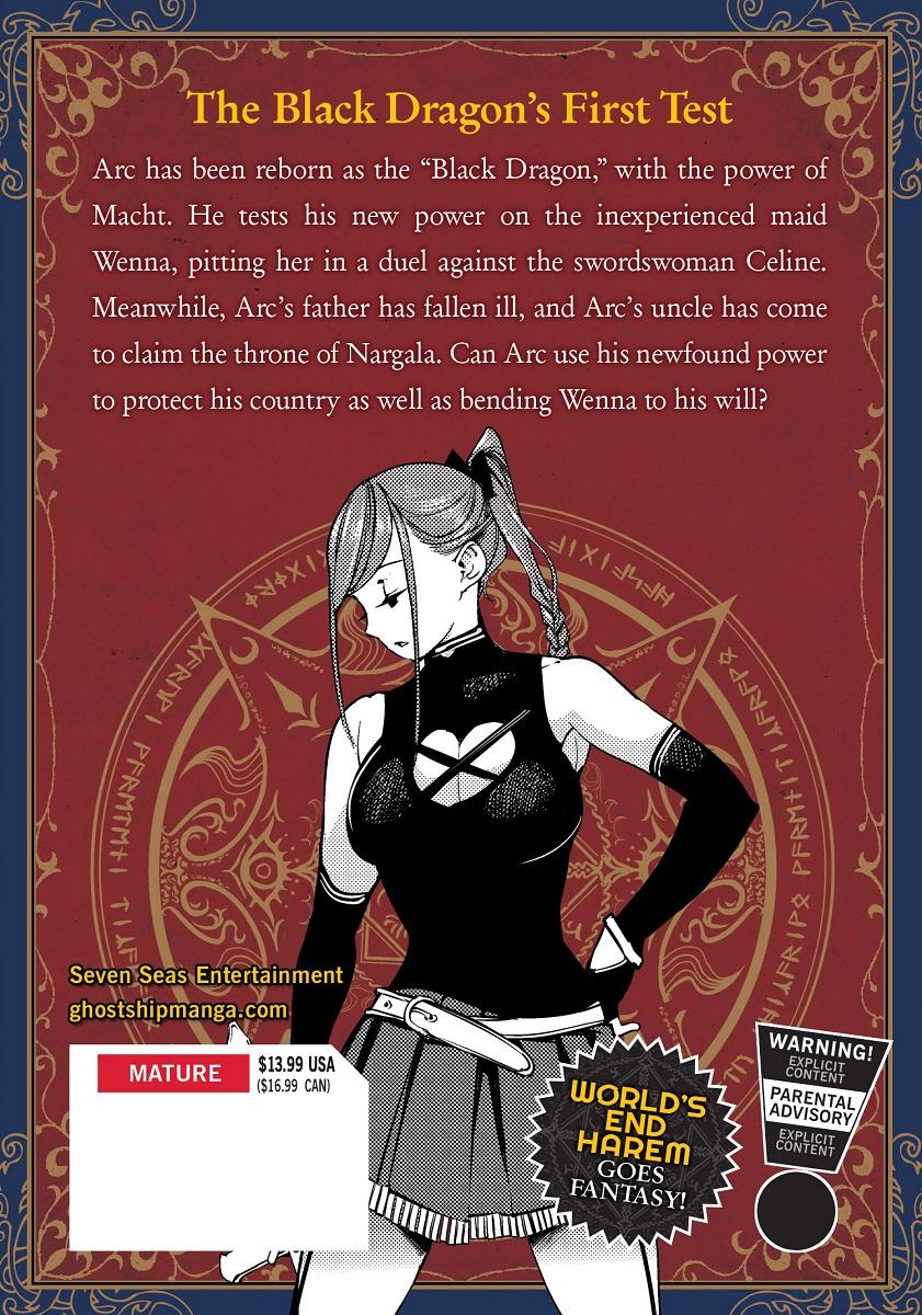 World's End Harem Fantasia Manga Volume 2