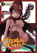 Creature Girls: A Hands-On Field Journal in Another World Manga Volume 3